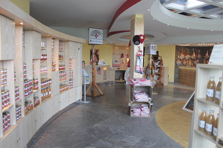 Maison du jambon Arzacq Arraziguet