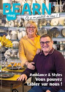Béarn mag n°44 du 2 octobre 2019