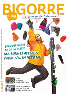 Bigorre Mag n°205 du 28 octobre 2019
