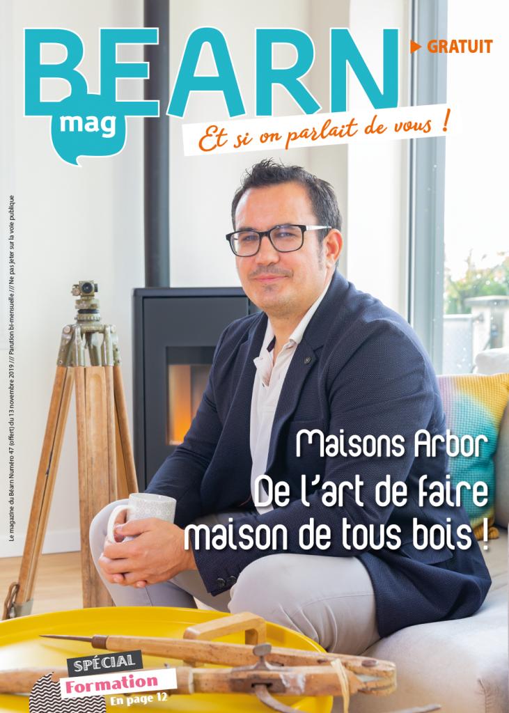 Béarn Mag n°47 du 13 novembre 2019