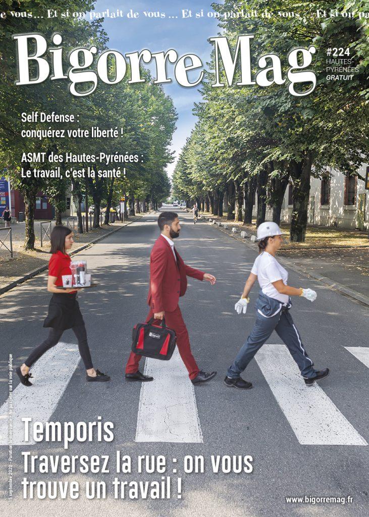 BIGORRE MAG N224 du 15 Septembre 2020